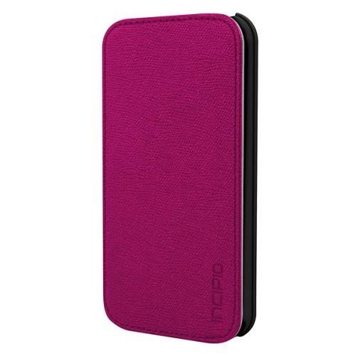 Incipio Watson Folio Wallet Case for iPhone 5c - Pink / Teal