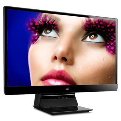22inch 1080p Frameless IPS LED Monitor - Refurbished