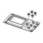 Datamax 'Neil - LCD assembly kit DPR78-2850-01