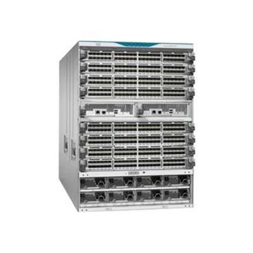Cisco MDS 9710 Multilayer Director - switch - rack-mountable