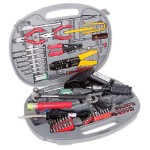 Universal Tool Kit - Computer service toolkit - gray