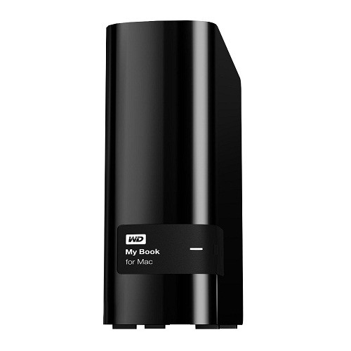 WD 2TB My Book USB 3.0 External Hard Drive for Mac
