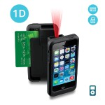 Linea Pro 5 iPod Touch 5th & 6th Gen 1D Barcode Scanner – Encrypted MSR