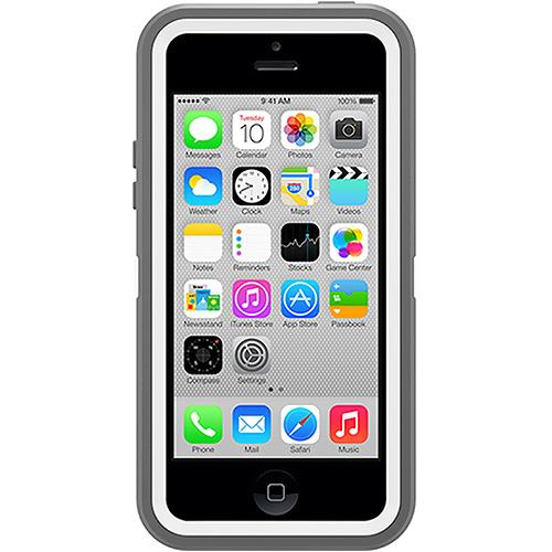 Otterbox Defender Series Hybrid Case & Holster for iPhone 5c - Glacier