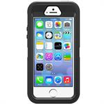 Otterbox Defender Series Hybrid Case & Holster for iPhone 5 & 5s - Black 77-33322