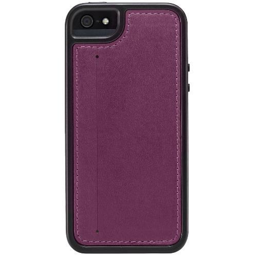 SKECH KAMEO Leather for iPhone 5 / 5S - Purple