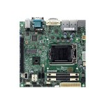 Super Micro SUPERMICRO X10SLV - Motherboard - mini ITX - LGA1150 Socket - H81 - USB 3.0 - 2 x Gigabit LAN - onboard graphics (CPU required) - HD Audio (8-channel) MBD-X10SLV-O
