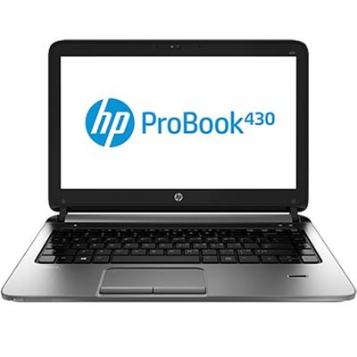 HP Smart Buy ProBook 430 G1 Intel Core i3-4010U Dual-Core 1.70GHz Notebook PC - 4GB RAM, 500GB HDD, 13.3