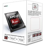 Advanced Micro Devices A series A4-6300 - 3.7 GHz - 2 cores - 1 MB cache - Socket FM2 - Box AD6300OKHLBOX