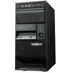 TopSeller ThinkServer TS140 70A4 Intel Core i3-4130 Dual-Core 3.40GHz Tower Server - 4GB RAM, no HDD, DVD-ROM, Gigabit Ethernet
