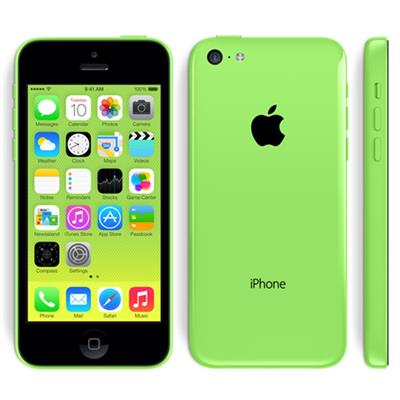 Verizon Apple iPhone iPhone 5c 16GB - Green - Upgrade with 2 Year Contract (IPHONE 5C 16GB - GRN)