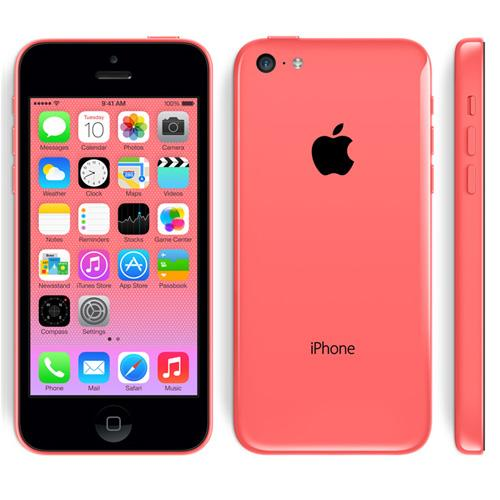 Verizon Apple iPhone iPhone 5c 16GB - Pink - Upgrade with 2 Year Contract