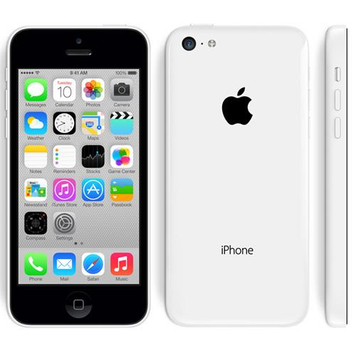 Verizon Apple iPhone iPhone 5c 32GB - White - Upgrade with 2 Year Contract
