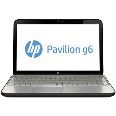 HP Pavilion g6-2208ca AMD Quad-Core A8-4500M 1.90GHz Notebook PC - 8GB RAM, 750GB HDD, 15.6