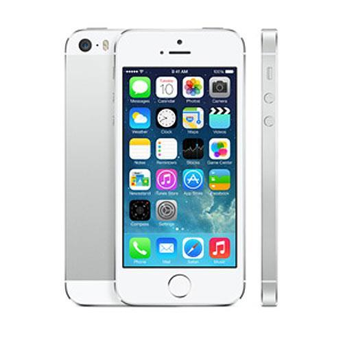 Verizon Apple iPhone iPhone 5s 64GB - Silver - Activation with 2 Year Contract