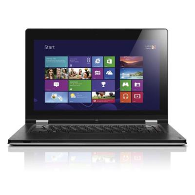 Lenovo IdeaPad Yoga 13 Intel Core i5-3317U 1.7GHz Convertible Touchscreen Notebook - 4GB RAM, 128GB HDD, 13.3