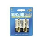 Maxell Gold LR14 - Battery 2 x C alkaline 723320