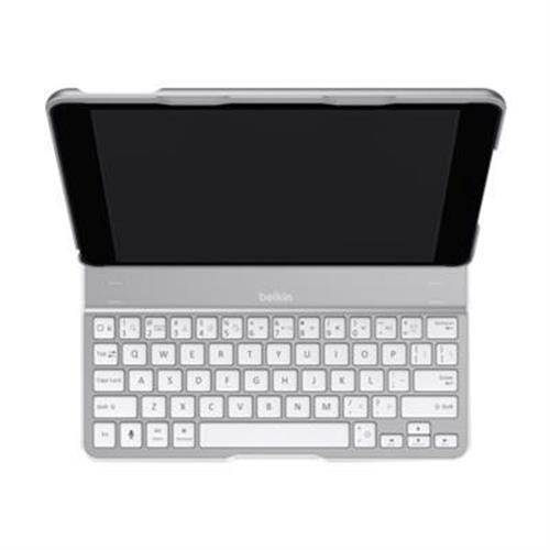 Belkin QODE FastFit Bluetooth Wireless Keyboard Case - keyboard and folio case