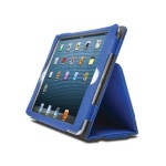 Kensington Portafolio Soft Folio Case for iPad mini 1/2/3 - Blue K97127WW