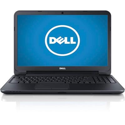 Dell Inspiron 15 Intel Core i3-3217U 1.80GHz Laptop - 4GB RAM, 500GB HDD, 15.6