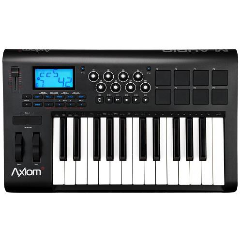 M-Audio AXIOM 25 MK2 IGNITE KEYBOARD CONTROL