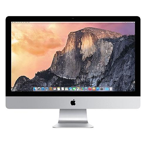 "Apple 27"" iMac Quad-Core Intel Core i5 3.4GHz (4th generation Haswell processor), 8GB RAM, 1TB Hard Drive, NVIDIA GeForce GTX 775M graphics processor with 2GB of GDDR5 memory, Two Thunderbolt ports, Apple Wireless Keyboard and Magic Mouse, Mac OS X Yosemite"