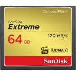 Extreme - Flash memory card - 64 GB - 400x - CompactFlash