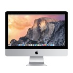 "Apple 21.5"" iMac Quad-Core Intel Core i5 2.9GHz (4th generation Haswell processor), 8GB RAM, 512GB Flash Storage, NVIDIA GeForce GT 750M graphics processor with 1GB of GDDR5, 2 Thunderbolt ports, Apple Numeric Keyboard and Magic Trackpad, Mac OS X Yosemite Z0PE-2985125FS750MNT"