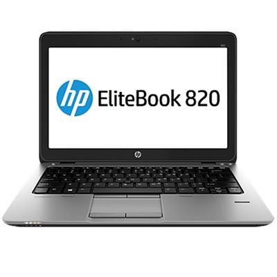 HP Smart Buy EliteBook 820 G1 Intel Core i3-4010U Dual-Core 1.70GHz Notebook PC - 4GB RAM, 500GB HDD, 12.5