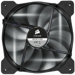 Air Series AF140 LED Purple Quiet Edition High Airflow 140mm Fan - White