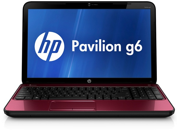 HP Pavilion g6-2395nr Notebook PC