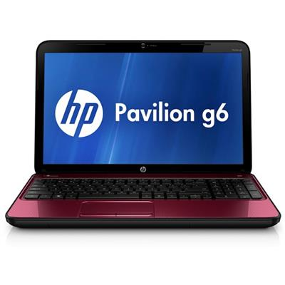 HP Pavilion g6-2395nr AMD Quad-Core A8-4500M 1.90GHz Notebook PC - 8GB RAM, 1TB HDD, 15.6