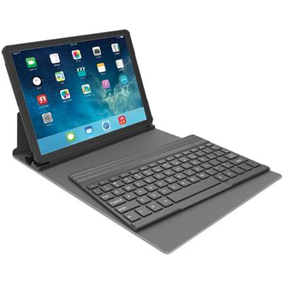 Kensington KeyFolio Exact - Thin Folio with Keyboard for iPad Air - Black (K97006US)