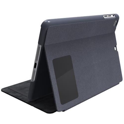 Kensington Comercio Hard Folio Case and Adjustable Stand for iPad 5 - Slate Grey
