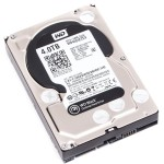 "WD WD Black WD4003FZEX - Hard drive - 4 TB - internal - 3.5"" - SATA 6Gb/s - 7200 rpm - buffer: 64 MB WD4003FZEX"