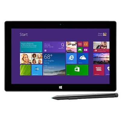 Microsoft Surface Pro 2 Tablet - 4GB RAM, 128GB Flash Storage (9WX-00001)