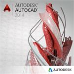 Autodesk AutoCAD LT for MAC 2014 Commercial New SLM 827F1-055115-1001