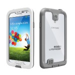 LifeProof Case 1801-02 for Samsung Galaxy S4 (Nuud Series) - Glacier