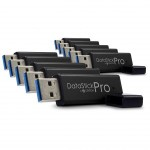 Centon DataStick Pro - USB flash drive - 16 GB - USB 3.0 - black S1-U3P6-16G