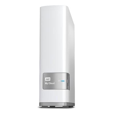 WDMy Cloud 4TB Personal Cloud Storage - NAS(WDBCTL0040HWT-NESN)