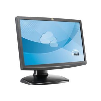 IGEL TechnologyUniversal Desktop UD9 LX Touch - Atom N270 1.6 GHz - 1 GB - 0 GB - LCD 21.5