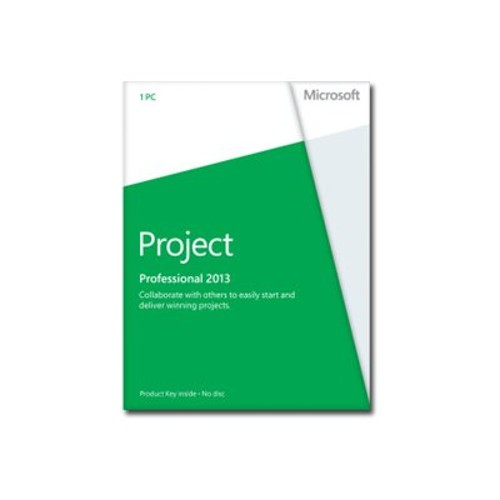 Microsoft Project Professional 2013 - license
