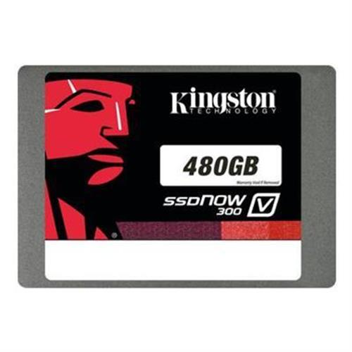 Kingston Digital SSDNow V300 - solid state drive - 480 GB - SATA-600