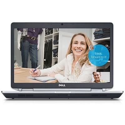 Dell Latitude E6430s Intel Core i5-3340M 2.70GHz Laptop - 4GB RAM, 500GB SSHD, 14.0