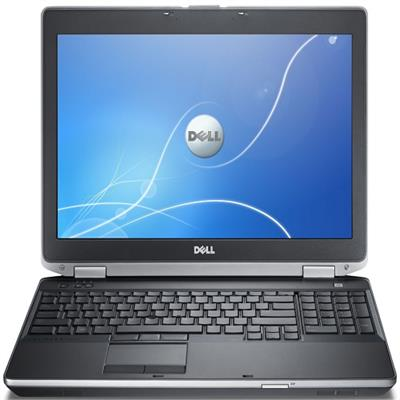 Dell Latitude E6530 Intel Core i5-3340M 2.70GHz Laptop - 4GB RAM, 320GB HDD, 15.6