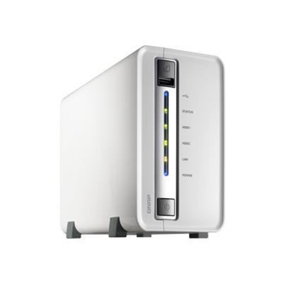 QNAP TS-212P Turbo NAS - NAS server - 0 GB (TS-212P-US)
