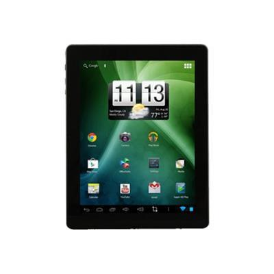 Mach Speed Technologies Speed Trio Stealth G2 9.7 - tablet - Android 4.1 (Jelly Bean) - 8 GB - 9.7