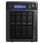 NAS server - 12 TB - SATA 6Gb/s - HD 3 TB x 4 - RAID 0, 1, 5, 10, JBOD - Gigabit Ethernet