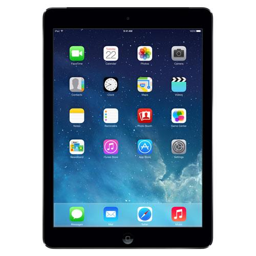 Apple AT&T iPad Air 128GB Wi-Fi + Cellular (Space Gray)