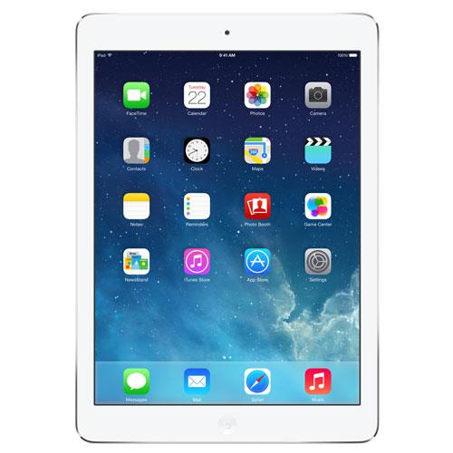 Apple AT&T iPad Air 128GB Wi-Fi + Cellular (Silver)